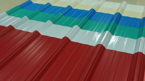 UPVC-PVC-APVC Roofing Sheet